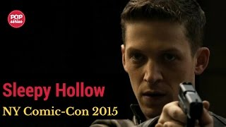 NYCC 2015: Zach Appelman de Sleepy Hollow
