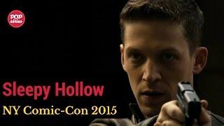 NYCC 2015: Zach Appelman de Sleepy Hollow