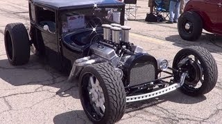 1927 Ford Model T Traditional Hot Rod