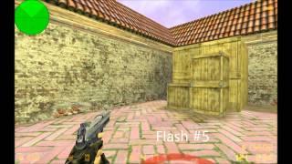 Cs 1.6 - De_inferno Bombsite B Flash Tutorial by Speel & Zorton