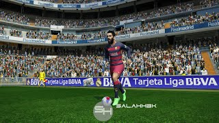 Top 5 PES 2013 goals (PS3) Patch 2015/2016 by salahhbk