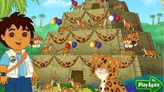 getlinkyoutube.com-Diego's Great Jaguar Rescue nick jr - Children Games Video - yourchannelkids