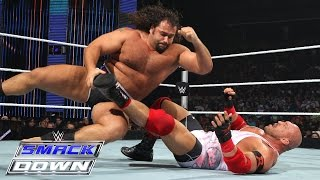 getlinkyoutube.com-Ryback vs. Rusev – Royal Rumble Qualifying Match: SmackDown, January 22, 2015