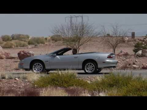 2000 Chevrolet Camaro Z28 Convertible - Test Drive - Viva Las Vegas Autos