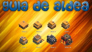 getlinkyoutube.com-Ayuntamiento 6 Defensivo [Clash of Clans]