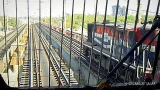 getlinkyoutube.com-WAG9 LOCOMOTIVE RIDE ! STRONGEST LOCO OF INDIAN RAILWAYS