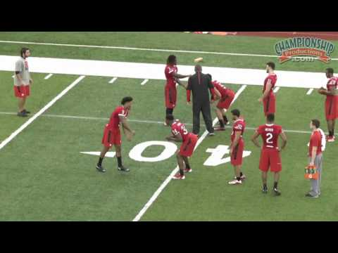 Developing the Defensive Back: Stance to Tackling - Bill Busch