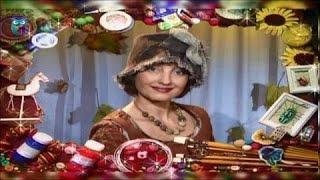 getlinkyoutube.com-Шьём шляпки и береты. Делаем выкройку клоше. Используем сукно, драп, мех и трикотаж. Мастер класс