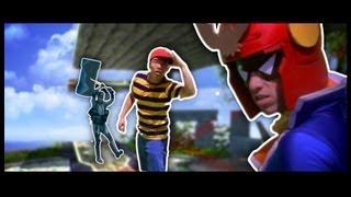 getlinkyoutube.com-Live Action Smash Bros
