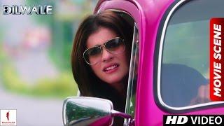 getlinkyoutube.com-Kya Aap Ke Ghar Mein Chintu Hai | Dilwale Scene | Shah Rukh Khan, Kajol, Johnny Lever, Varun Dhawan