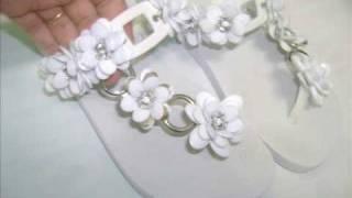 getlinkyoutube.com-chinelos bordados