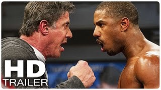 getlinkyoutube.com-Creed Trailer 2015 | Sylvester Stallone Rocky Film