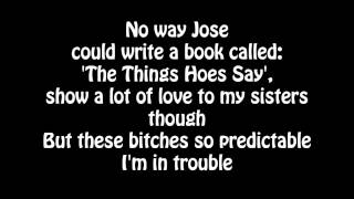 getlinkyoutube.com-J. Cole- Trouble Lyrics