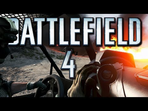 Battlefield 4 Funny Moments - Netcode Problems & Magical Revive! (I Can't Wait for BF: Hardline!)