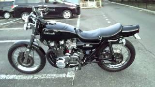 getlinkyoutube.com-Z1   Z2   KZ900LTD  昭和アナログ