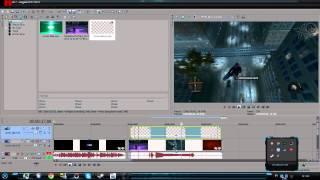 getlinkyoutube.com-Xcrosz - Sony Vegas Pro 12 [Trick] - การ Render