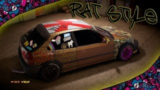 getlinkyoutube.com-GOT RICE ? | Honda Civic | Rat-Style Build | Need For Speed