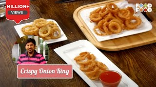 getlinkyoutube.com-Crispy Onion Ring - Tea Time