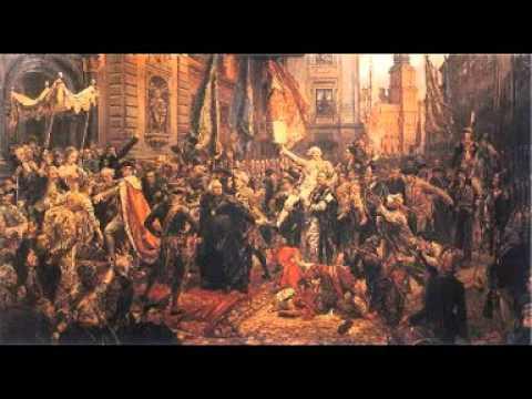 Mazurek 3 maja - Witaj majowa jutrzenko