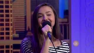 "getlinkyoutube.com-Maddi Jane Live Show ""Only Gets Better"""