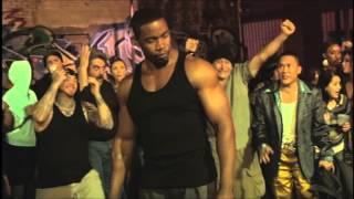 Blood And Bone: Triple Threat fight scene