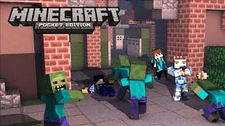 getlinkyoutube.com-The Walking Craft - Minecraft PE v0.13.1 (MOD)