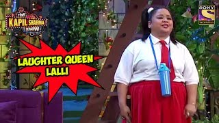 Laughter Queen Lalli - The Kapil Sharma Show