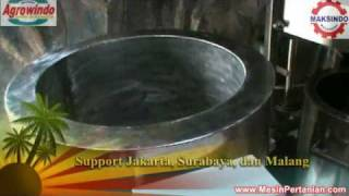 getlinkyoutube.com-Training Mesin Pembuat Minyak VCO (Agrowindo)