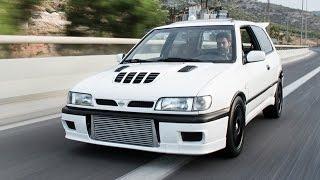 Nissan Sunny GTI-R | Autokinisimag