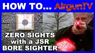 getlinkyoutube.com-HOW TO zero a scope with the JSR Laser Bore Sighter