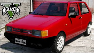 GTA V Mods - Fiat Uno 1995
