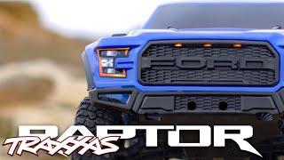 getlinkyoutube.com-2017 Ford F-150 Raptor | Traxxas