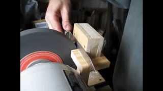 Самодельное устройство для заточки ножей