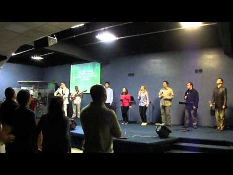 Rafael Muniz - CFNI Leadership and Pastoral Major  - Worship Team - 03/01/12