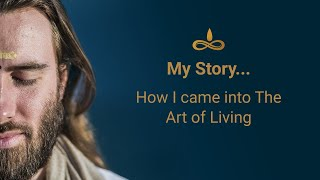 getlinkyoutube.com-My Story: How I came into Art of Living. A Talk by Swami Purnachaitanya - Hindi