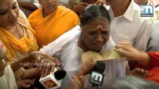Amritanandamayi on Sabarimala