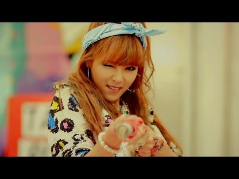 HYUNA - 'Ice Cream' (Official Music Video)