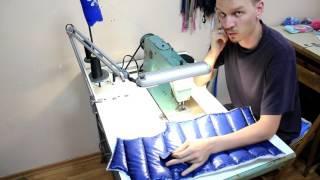 getlinkyoutube.com-как сшить синтепоновую курточку