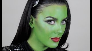 getlinkyoutube.com-Wicked Witch Tutorial