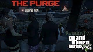 getlinkyoutube.com-GTA 5 The Purge Anarchy [HD]
