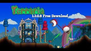 getlinkyoutube.com-Terraria 1.3.0.8 Free Download OLD VERSION