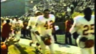getlinkyoutube.com-NFL 1967 Super Bowl I   KC Chiefs @ GB Packers
