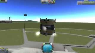 getlinkyoutube.com-Kerbal Space Program - How To Train Your Rocket
