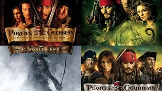 getlinkyoutube.com-Best Of Pirates of Caribbean Soundtracks