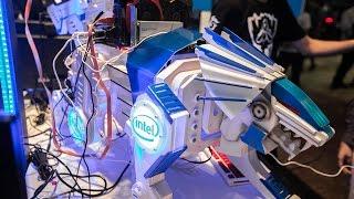 getlinkyoutube.com-Intel โชว์ประสิทธิภาพเทคโนโลยี พร้อมสุดยอด Case Modding ในงาน TGS BIG FESTIVAL 2015