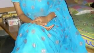 South indian mallu aunty hot saree drop