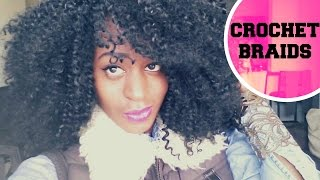 getlinkyoutube.com-Crochet Braids | Water Wave Hair