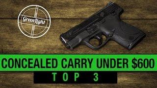 getlinkyoutube.com-Top 3 Best Concealed Carry Guns Under $600