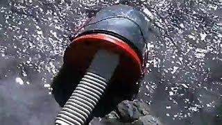 getlinkyoutube.com-Hand Dredge Gravity Trap GOLD Concentrator Defeats Sluicing