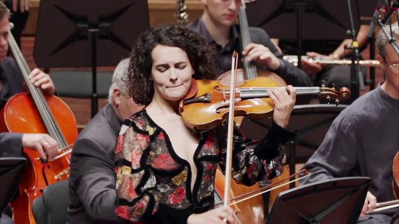 Strauss Violin Concerto (Paavo Järvi) [2020]